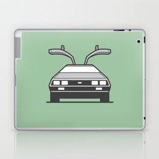 #4 Delorean Laptop & iPad Skin