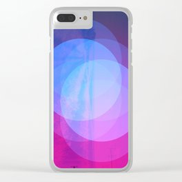Telegraph Clear iPhone Case