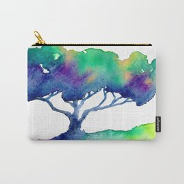 Hue Tree III Carry-All Pouch