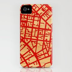 Map of the Town Slim Case iPhone (4, 4s)