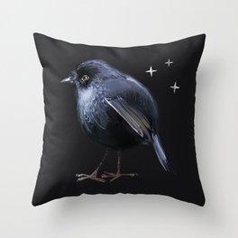 Night Throw Pillow