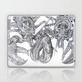 Lobster Love Laptop & iPad Skin