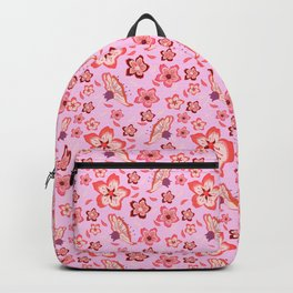 Passion in spring Backpack