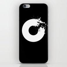 incomplete iPhone & iPod Skin