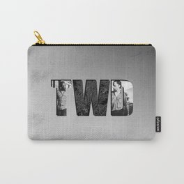 The Walking Dead 6 Morgan and Rick Carry-All Pouch