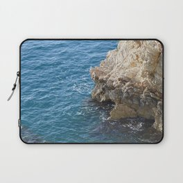 Albanian Cliffs Laptop Sleeve