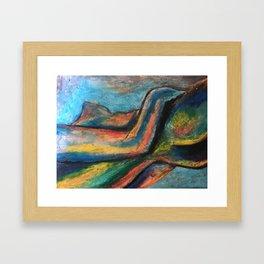Natures Colours Framed Art Print