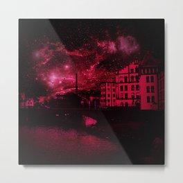 Magic Norrköping Metal Print