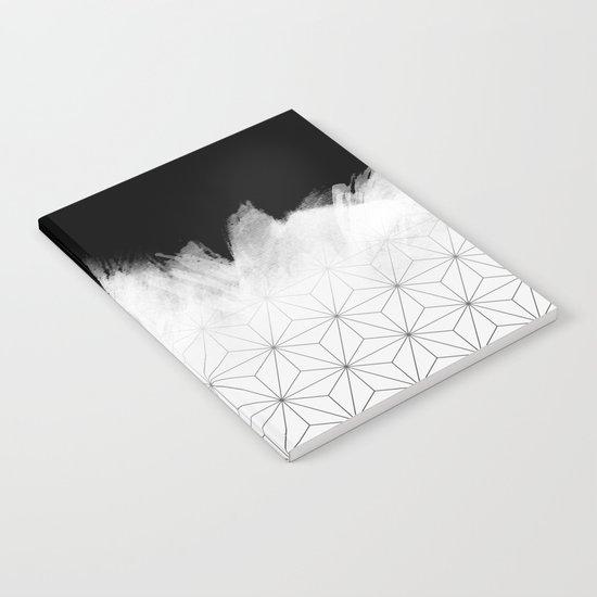 Christmas Geometric Pattern Notebook