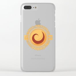 Air Nation Nomad Clear iPhone Case