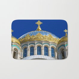 Marine Kathedrale in Kronstadt / Saint Petersburg Bath Mat