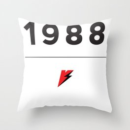 My Story Series (1988) Throw Pillow