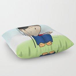 Fisherman Ferdi Floor Pillow