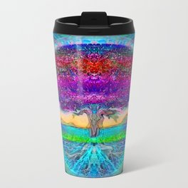 Everlasting Wonder Tree of Life Travel Mug