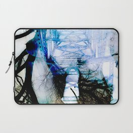 Winter Bridge Laptop Sleeve