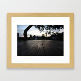 TIPTOP Framed Art Print