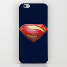 Superman iPhone & iPod Skin