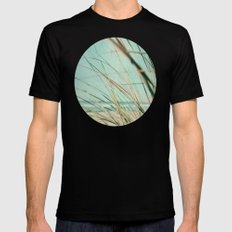 Sway LARGE Mens Fitted Tee Black