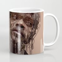 pulp Mugs featuring Pulp! by Marcello Castellani