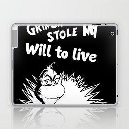 Grinch stole Laptop & iPad Skin