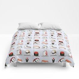 Sushi Yoga Comforters