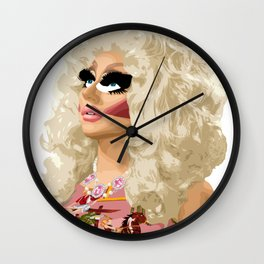 Trixie Mattel, RuPaul's Drag Race Queen Wall Clock