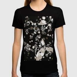 Dark Winter Gift Wrap 2 T-shirt