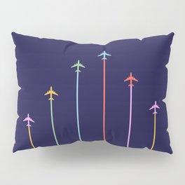 Retro Airplanes 09 Pillow Sham