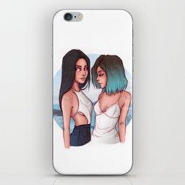 K & K iPhone Skin