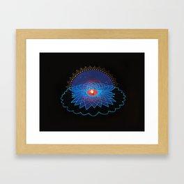 Loving Kindness Meditation Print Framed Art Print