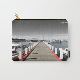 Follow the red Line Carry-All Pouch