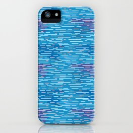 DEEP BLUE SEA iPhone Case