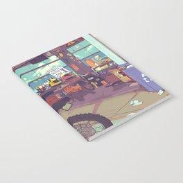 Beach Bike Notebook