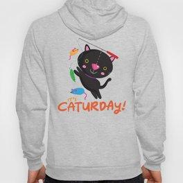 Caturday Series: Kimchi Hoody