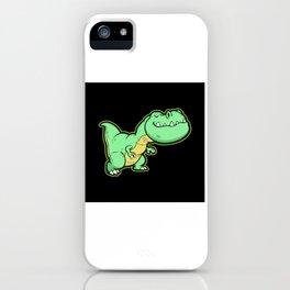 Dino Stegosaurus - Dinosaur Gift Idea Design iPhone Case