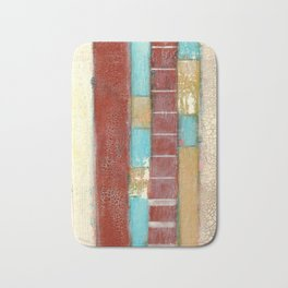 """On the Boardwalk"" Bath Mat"