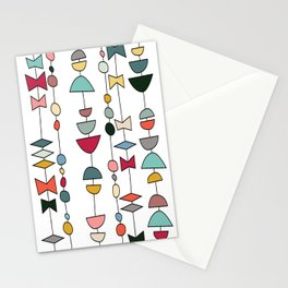 Atomic Beads Stationery Cards