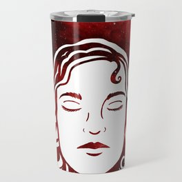 Scarlet and the Wolf Travel Mug
