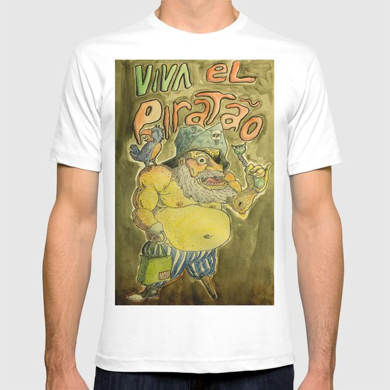 Viva el piratão T-shirt