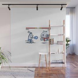 Moral Kombat Wall Mural