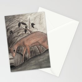 Deer Hunter Stationery Cards