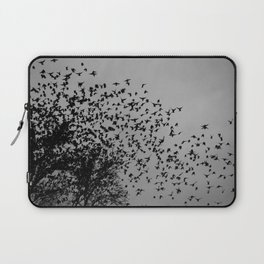 STARLINGS IN THE CITY Laptop Sleeve