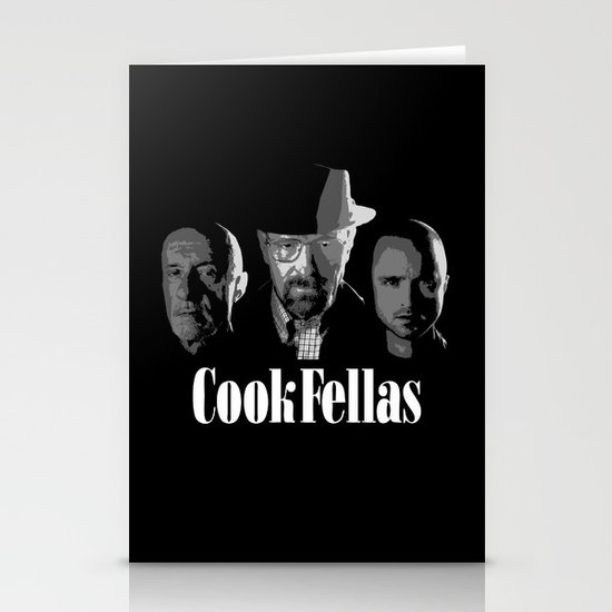 Cook Fellas Stationery Cards