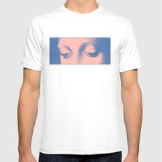 Madonna MEDIUM Mens Fitted Tee White