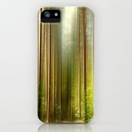 Forest 18 iPhone Case