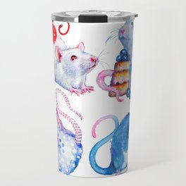 Sweet Rats Travel Mug