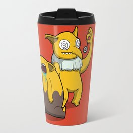 Pokémon - Number 96 & 97 Travel Mug