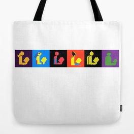 Readers Assemble vol. 1 Tote Bag