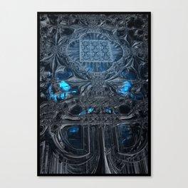 //Gothic_1 Canvas Print