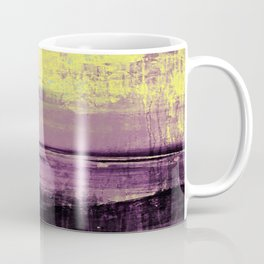 Yellow Color Patches Coffee Mug
